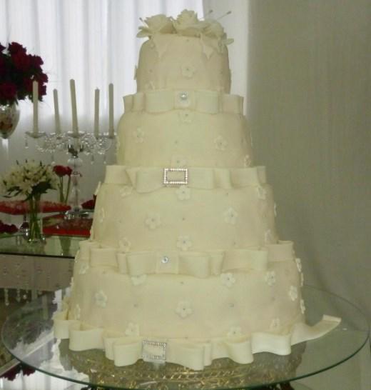 bolo pasta americana casamento